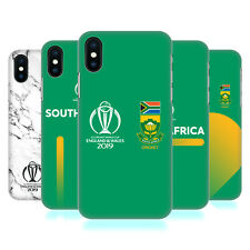OFFICIAL ICC SOUTH AFRICA CRICKET WORLD CUP BACK CASE FOR APPLE iPHONE PHONES