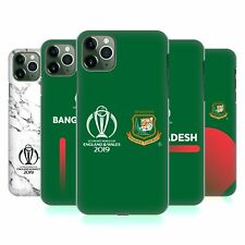 OFFICIAL ICC BANGLADESH CRICKET WORLD CUP HARD BACK CASE FOR APPLE iPHONE PHONES