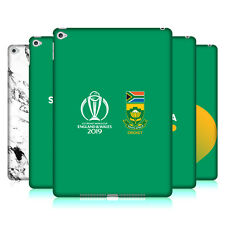 OFFICIAL ICC SOUTH AFRICA CRICKET WORLD CUP HARD BACK CASE FOR APPLE iPAD