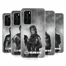 OFFICIAL AMC THE WALKING DEAD DOUBLE EXPOSURE HARD BACK CASE FOR HUAWEI PHONES 1