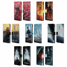 STAR TREK POSTERS INTO DARKNESS XII LEATHER BOOK CASE FOR MICROSOFT NOKIA PHONES