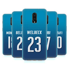 OFFICIAL ARSENAL FC 2017/18 PLAYERS AWAY KIT 1 GEL CASE FOR AMAZON ASUS ONEPLUS