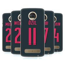 OFFICIAL ARSENAL FC 2017/18 PLAYERS THIRD KIT GROUP 1 CASE FOR MOTOROLA PHONES 1