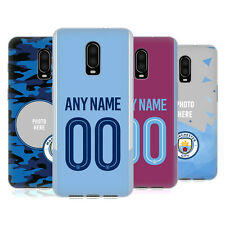 CUSTOM MANCHESTER CITY FC 2017/18 LOGO & KIT GEL CASE FOR AMAZON ASUS ONEPLUS