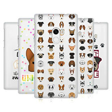 OFFICIAL emoji® DOGS HARD BACK CASE FOR XIAOMI PHONES