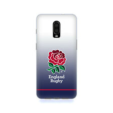 OFFICIAL ENGLAND RUGBY UNION 2017/18 KIT SOFT GEL CASE FOR AMAZON ASUS ONEPLUS