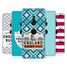 OFFICIAL ENGLAND RUGBY UNION 2017/18 HERITAGE SOFT GEL CASE FOR SONY PHONES 1