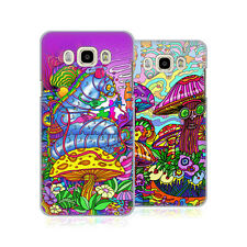 OFFICIAL HOWIE GREEN MUSHROOMS HARD BACK CASE FOR SAMSUNG PHONES 3