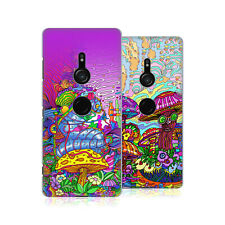 OFFICIAL HOWIE GREEN MUSHROOMS HARD BACK CASE FOR SONY PHONES 1