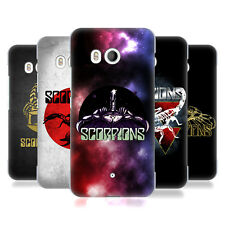 OFFICIAL SCORPIONS LOGOS HARD BACK CASE FOR HTC PHONES 1