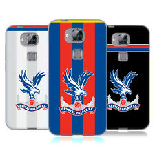 OFFICIAL CRYSTAL PALACE FC 2017/18 PLAYERS KIT SOFT GEL CASE FOR HUAWEI PHONES 2