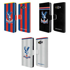CRYSTAL PALACE FC 2017/18 PLAYERS KIT LEATHER BOOK CASE FOR SAMSUNG PHONES 2