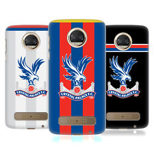 OFFICIAL CRYSTAL PALACE FC 2017/18 PLAYERS KIT BACK CASE FOR MOTOROLA PHONES 1