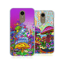 OFFICIAL HOWIE GREEN MUSHROOMS HARD BACK CASE FOR LG PHONES 1
