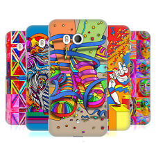 OFFICIAL HOWIE GREEN CARNIVAL HARD BACK CASE FOR HTC PHONES 1