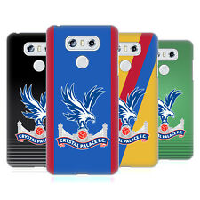 OFFICIAL CRYSTAL PALACE FC 2016/17 PLAYERS KIT HARD BACK CASE FOR LG PHONES 1