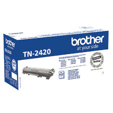 1X Brother Original Oem Cartucho de Tóner Láser Negro TN2420-3000 Páginas