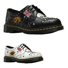 Dr.Martens 1461 Rockabilly Smooth Leather Womens Mens Lace-Up Unisex Shoes