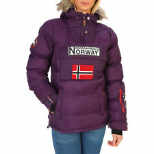 Geographical Norway Giacca Geographical Norway Donna Viola 87347 Giacche Donna