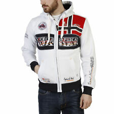 Geographical Norway Felpa Geographical Norway Uomo Bianco 80833 Felpe Uomo