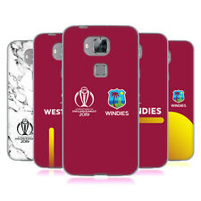 OFFICIAL ICC WEST INDIES CRICKET WORLD CUP SOFT GEL CASE FOR HUAWEI PHONES 2
