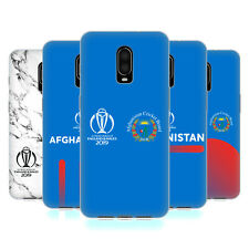 OFFICIAL ICC AFGHANISTAN CRICKET WORLD CUP SOFT GEL CASE FOR AMAZON ASUS ONEPLUS