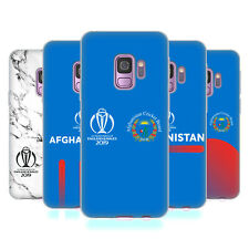 OFFICIAL ICC AFGHANISTAN CRICKET WORLD CUP SOFT GEL CASE FOR SAMSUNG PHONES 1