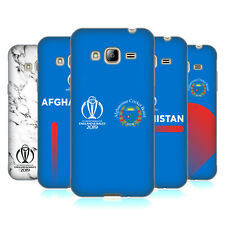 OFFICIAL ICC AFGHANISTAN CRICKET WORLD CUP SOFT GEL CASE FOR SAMSUNG PHONES 3