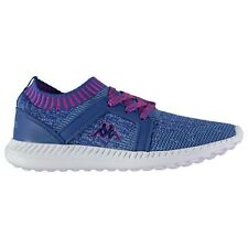 Kappa Volante Trainers Womens Blue/Purple Sports Trainers Sneakers