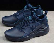 NIKE HUARACHE RUN ULTRA SE MENS RUNNING SHOES OBSIDIAN BLUE SIZE 8.5 875841-400