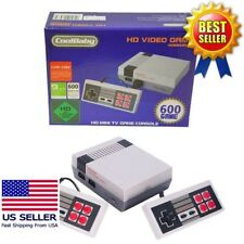 NES Mini HDMI Classic 2 Dual Player Coolbaby Built-in 600 Video TV Games Console