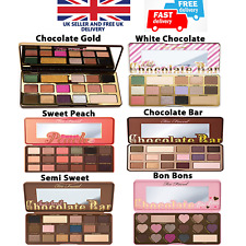 Too Faced Chocolate Gold White Chocolate Natural Love Sweet Peach Eye Shadow