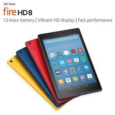 "Amazon Fire HD 8 Tablette W/ Alexa 8 "" Affichage 16 32 Go 7th Génération 2017"