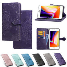 For iphone XS Max XR 7 8 Luxury PU Leather Case Flip Magnetic Wallet Stand Cover