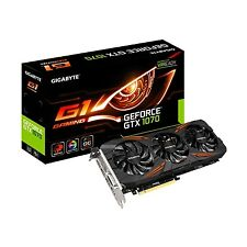 NEW! Gigabyte Geforce Gtx1070 G1 Gaming 8Gb Gddr5 Vr Ready Windforce 3X Cooling