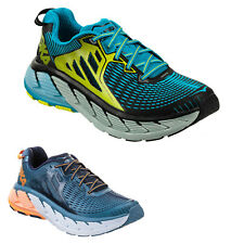 Hoka One One Gaviota Mesh Low-Top Running Shoes Mens Trainers