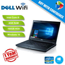 Dell Latitude E6410 14'' Core I5 2.4ghz Ghz hasta 8gb Ram 1tb HDD/SSD Opciones