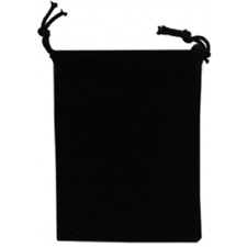 Velour Drawstring Pouch - 5x7.5 -- Pack of 25