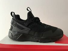 Nike Huarache Run Utility Black Sneaker 806807-004 Gr. 41 US8 UK7