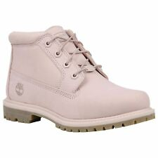Timberland Nellie Chukka Double Nubuck Waterproof Ankle Womens Boots