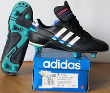 chaussures foot vintage ADIDAS La Plata Cup  Cuir   NEUF années 80