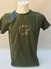 GF Ferre men's  T-shirt green  S (46) pit to pit 51cm