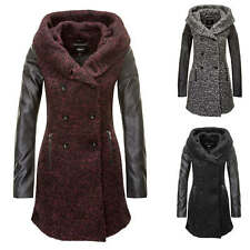 Only Damen Wollmantel Kurzmantel Winterjacke Wintermantel Damenjacke Jacke SALE