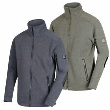 Regatta Mens Cathan Full Zip Fleece Top Ideal for the Great Outdoors