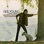 Neil Young - Everybody Knows This Is Nowhere (CD) . FREE UK P+P ................