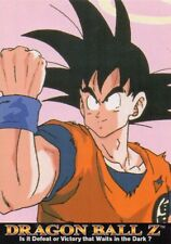 Dragon Ballz   1996  1998   1999   Individual Trading Cards