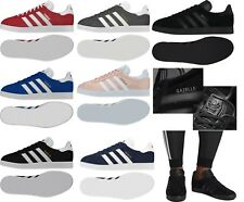 Adidas New Man's Gazelle OG Original Suede Leather Trainers NEW COLLECTION 2018