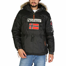 Geographical Norway Boomerang_man Uomo Nero 86636