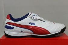 PUMA Esito Finale TT 102011 05 White Ribbon Red Limoges Brand New b51ba5b6e