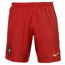 Nike Portugal Home Shorts FIFA World Cup 2018 Mens Red Football Soccer Short